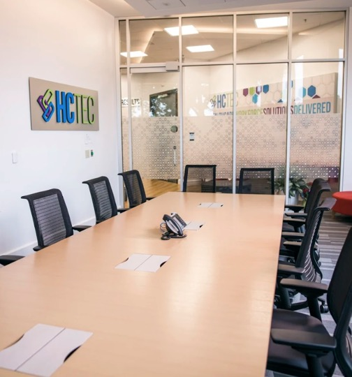 HCTec conference room