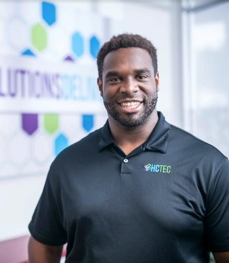 Headshot of an HCTec team member